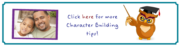 Kids Character Building Tips