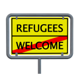 Refugee not welcome