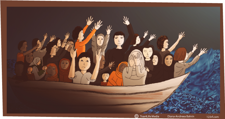refugees on boat2