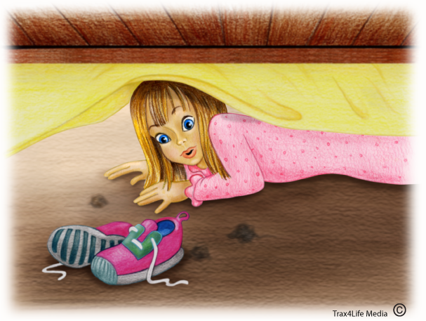 Underthebed - The case of the missing slippers