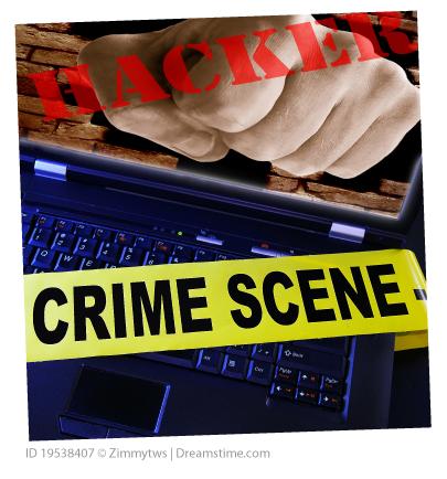 Computer Crime Scene Mafia Boy