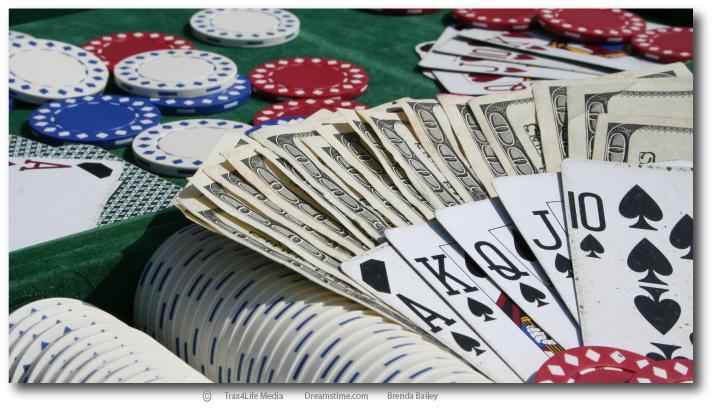 Casino Gambling Table