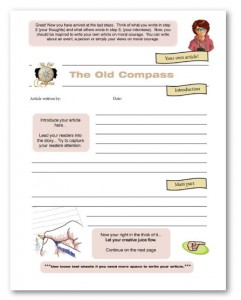 Educational Sheet Moral Courage