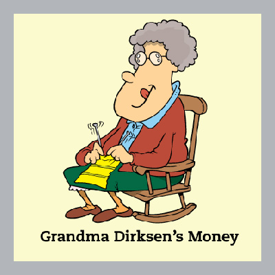 Grandma Dirksen's Money - A Story on Friendship and Integrity