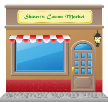 Shawns Shop