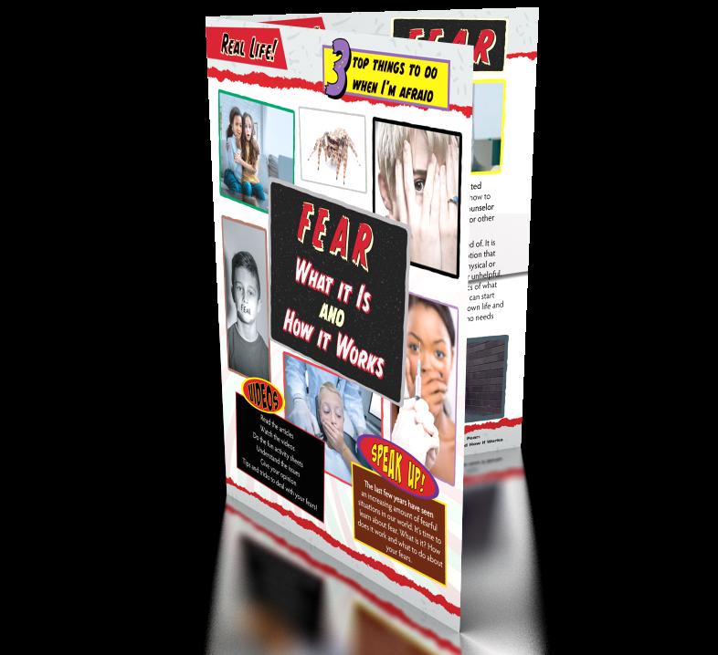 Fear Educational Booklet